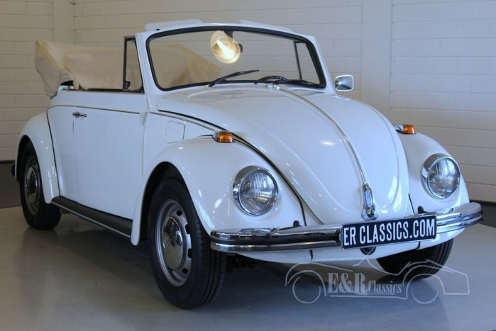 Volkswagen Beetle cabriolet 1500 1968  for sale