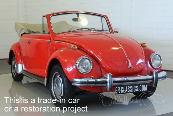 Volkswagen Beetle 1302 Cabriolet 1971  for sale