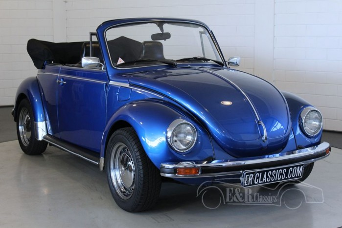 Volkswagen Beetle 1600 Cabriolet 1975  for sale