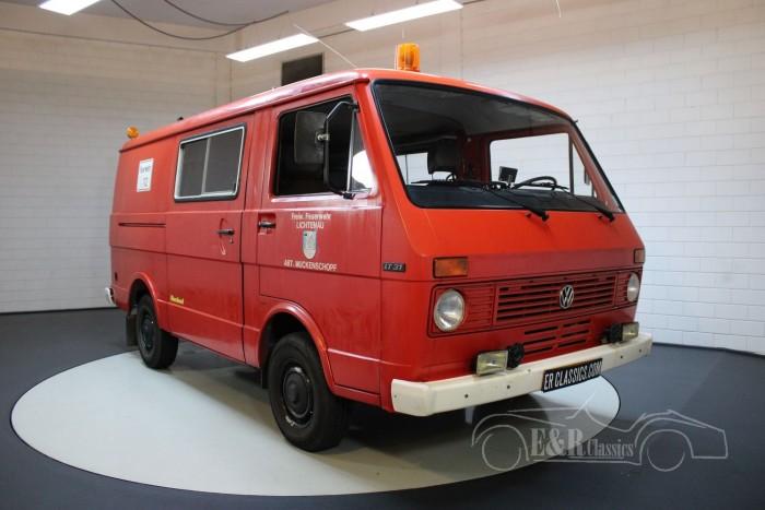VW LT31 Fire brigade bus for sale