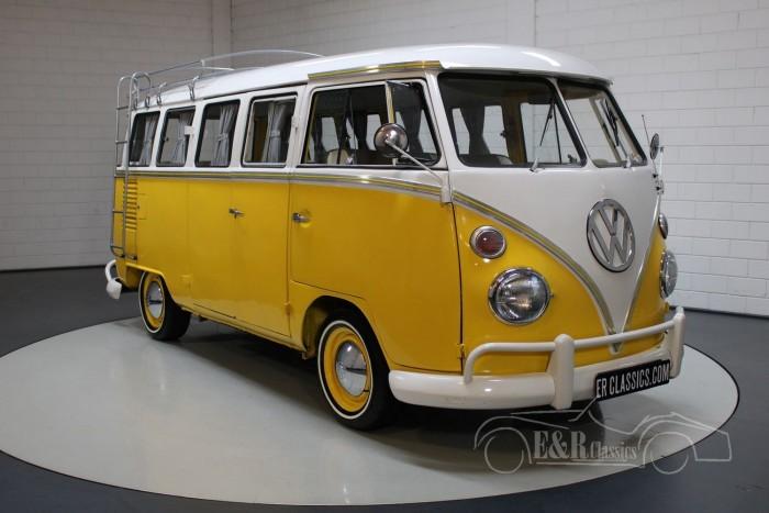 Sprzedaż autobusów Volkswagen T1