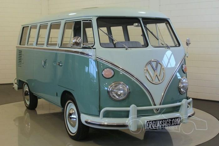 Volkswagen T1 Deluxe 1964  for sale