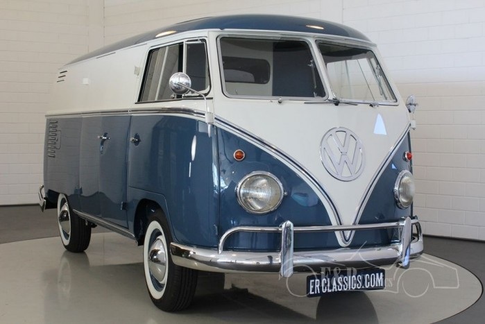 volkswagen t1 kombi 1960 for sale at erclassics. Black Bedroom Furniture Sets. Home Design Ideas