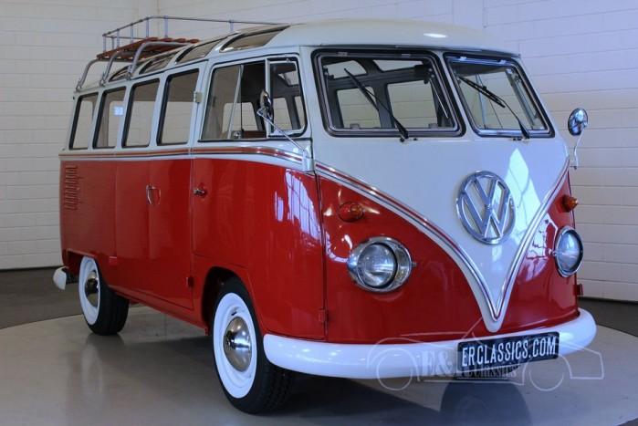 Volkswagen T1 Bus 1972 for sale