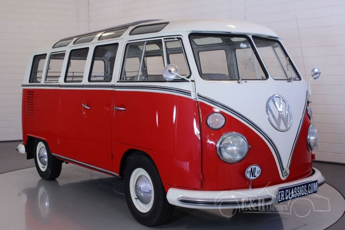 Volkswagen T1 Samba 1966 for sale