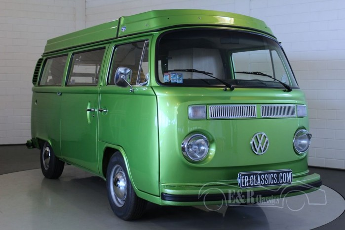 Volkswagen T2B Westfalia 1977 for sale