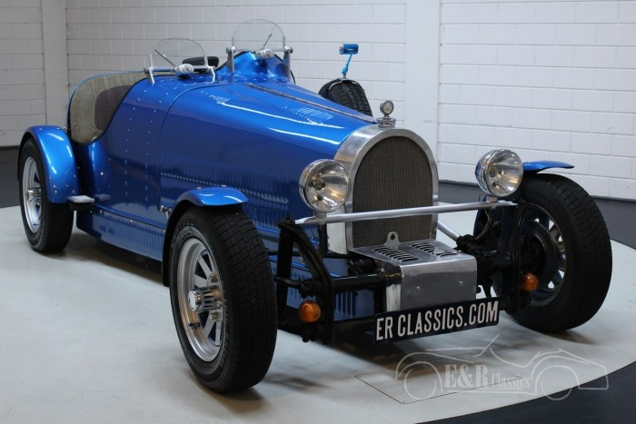 Volkswagen Bugatti 35b Replica 1970 for sale