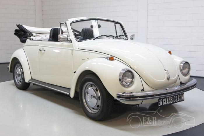 Sprzedaż VW Beetle Cabriolet