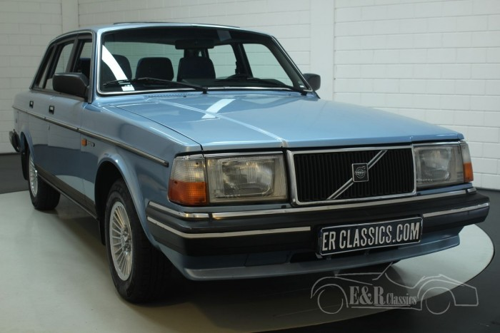 Volvo 240 GL Saloon 1988  for sale