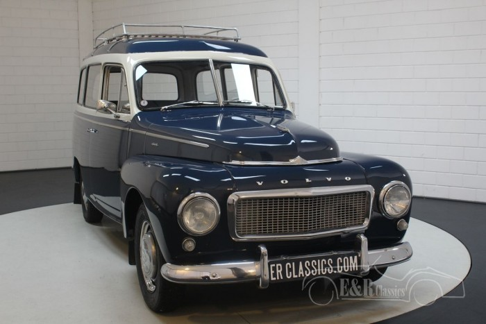 Volvo Duett PV445PH 1955 for sale