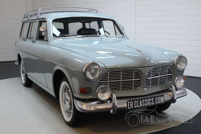 Volvo Amazon Kombi 1965  for sale