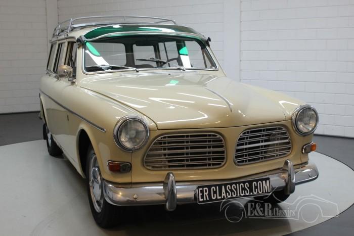 Prodej Volvo Amazon Kombi 1968