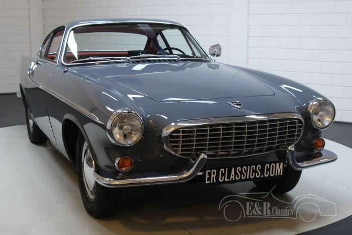 Volvo P1800 Jensen 1962 till salu