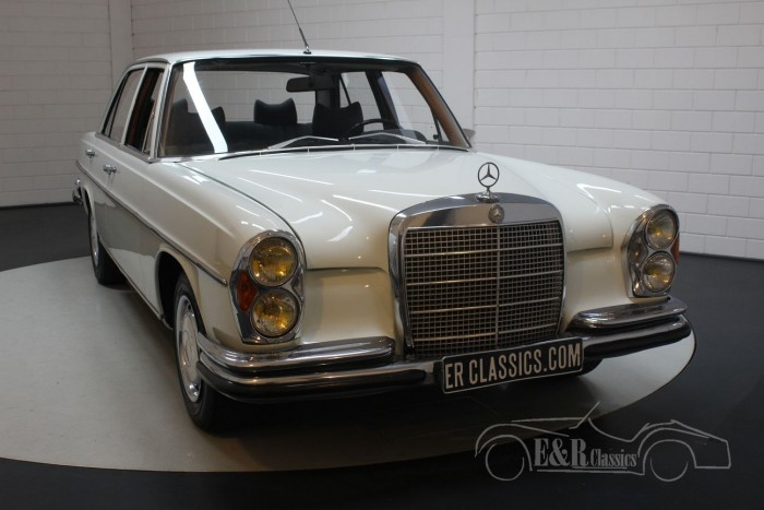 Mercedes Cars For Sale >> Mercedes Benz 280se W108 Saloon 1968 For Sale At Erclassics