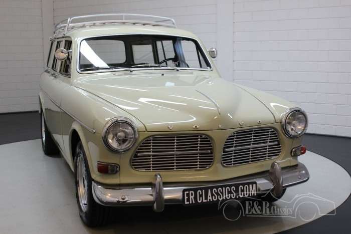 Eladó Volvo Amazon Kombi 1966