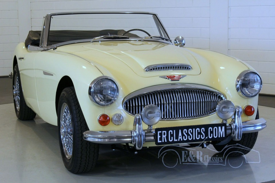 austin healey 3000 mk3 1967 for sale at erclassics. Black Bedroom Furniture Sets. Home Design Ideas