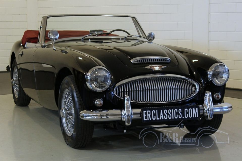 austin healey 3000 mk3 bj8 phase 1 1964 for sale at erclassics. Black Bedroom Furniture Sets. Home Design Ideas