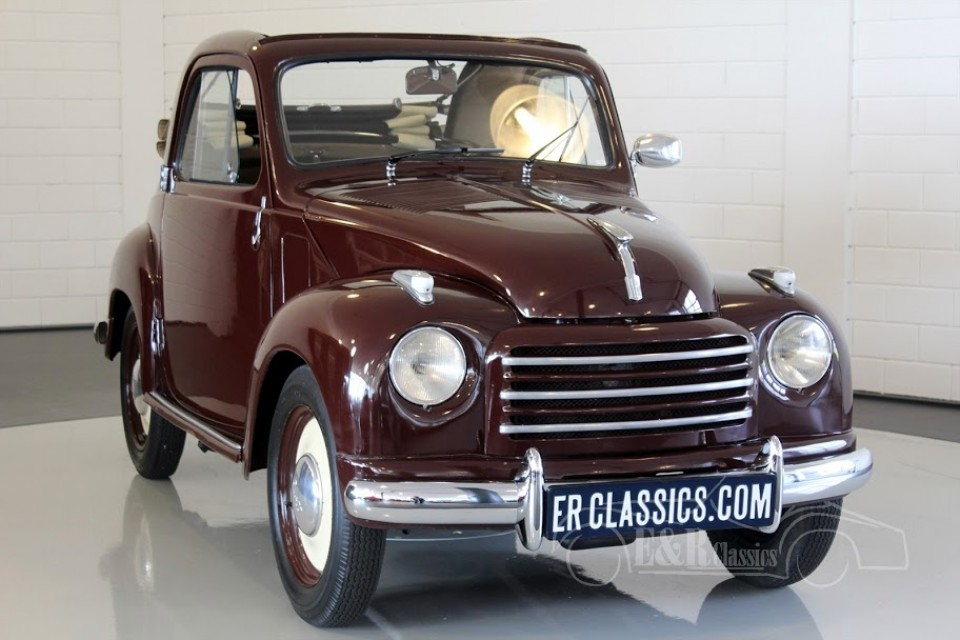 Fiat Classic Cars Oldtimers For Sale At E R