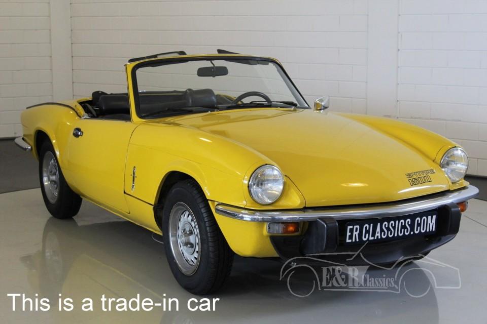 triumph spitfire 1500 tc 1978 for sale at erclassics