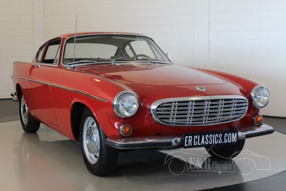 volvo p1800 s coupe 1968 for sale at erclassics. Black Bedroom Furniture Sets. Home Design Ideas