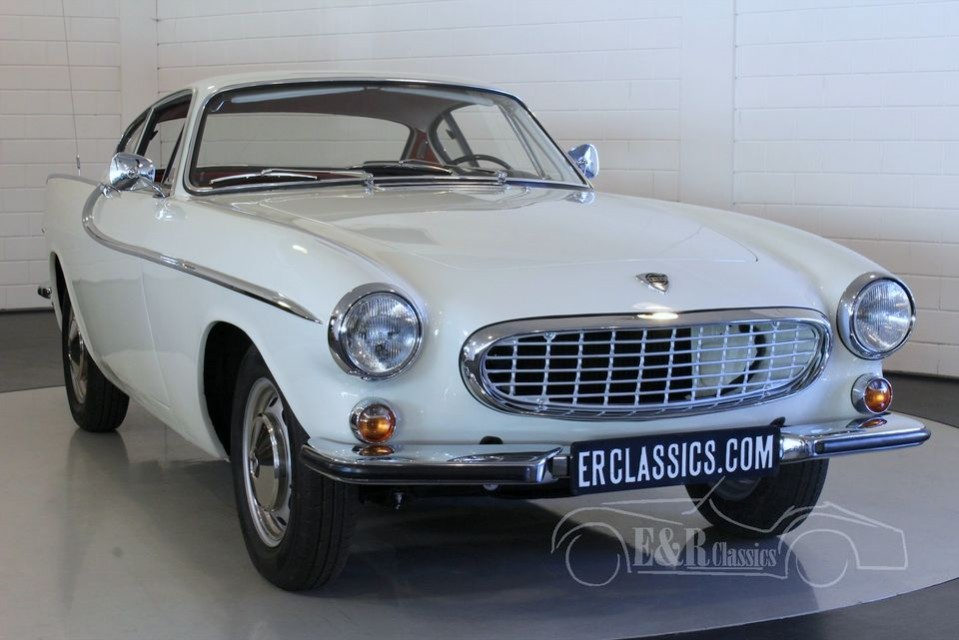 volvo p1800 s coupe 1966 for sale at erclassics. Black Bedroom Furniture Sets. Home Design Ideas