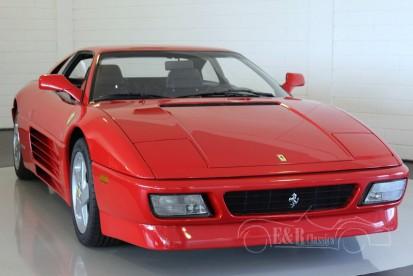 Ferrari 348 TB Coupe 1992