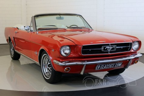 Ford Mustang Convertible V8 1965 for sale