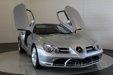 Mercedes Benz SLR McLaren 2005 for sale