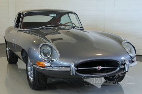 Jaguar E-type Coupe 1962 for sale