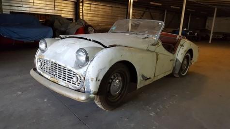 Triumph TR3 B 1962 en venta