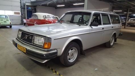فولفو 245 GL ستيشن 1980