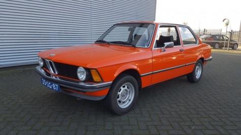 販売のためのBMW 316 E21 1977