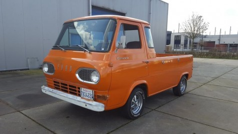 Ford Econoline Pick-up 1967 for sale