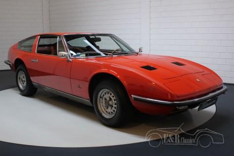 Predaj Maserati Indy 4.2 V8 1970