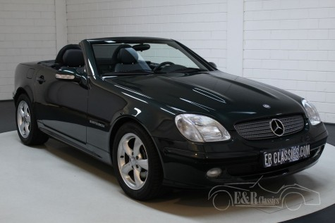 Mercedes-Benz SLK 200 Kompressor 1999 venda