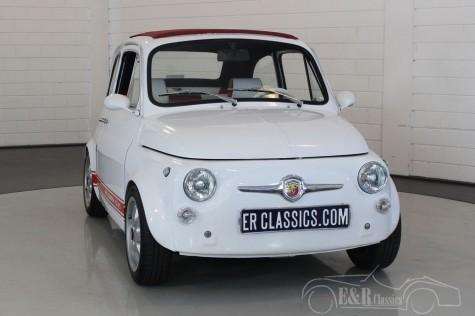Predaj Fiat 500 1973