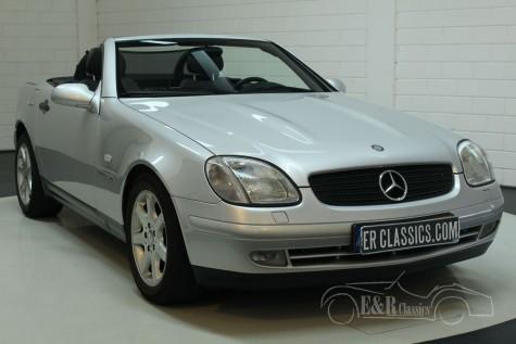 Mercedes-Benz SLK 230 Kompressor 1998 eladása