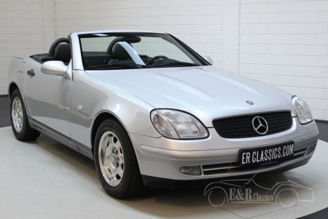 Mercedes-Benz SLK 200 1999  for sale