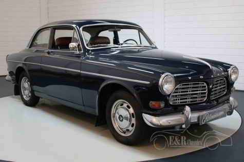 Volvo Classic Cars | Volvo oldtimers for sale at E&R Classic Cars!