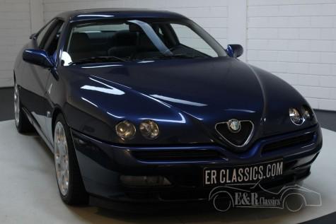 Alfa Romeo GTV 3.0 V6 Coupé 2001 till salu