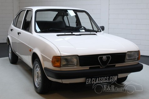 Alfa Romeo Alfasud 1.2 Super 1980  for sale