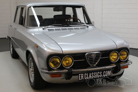 Alfa Romeo Giulia Nuova Super 1600 1977 for sale