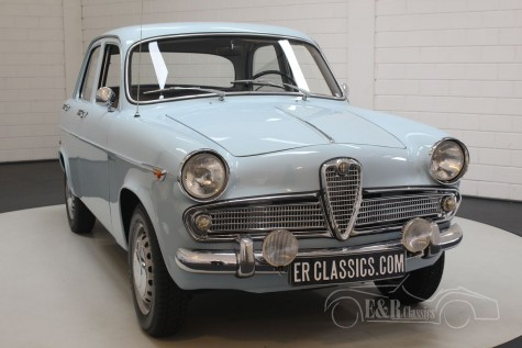 Alfa Romeo Giulietta TI 1962 de vânzare