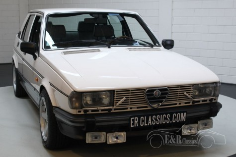 Alfa Romeo Giulietta 2.0 1982 for sale