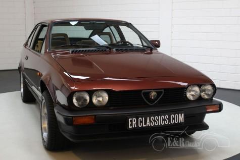 Alfa Romeo Alfetta GTV 2.0 1986 de vânzare