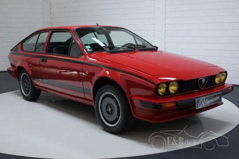 阿爾法羅密歐GTV 2.0大獎賽1981出售