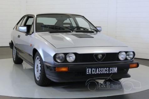 Alfa-Romeo GTV6 Coupe 1985 for sale