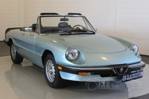 Alfa-Romeo Spider 2.0 1985 for sale