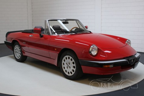 Alfa Romeo Spider 1987  for sale