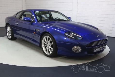 Aston Martin DB7 Vantage til salg